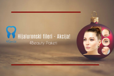 Hijaluronski fileri – Akcija – 4Beauty paketi