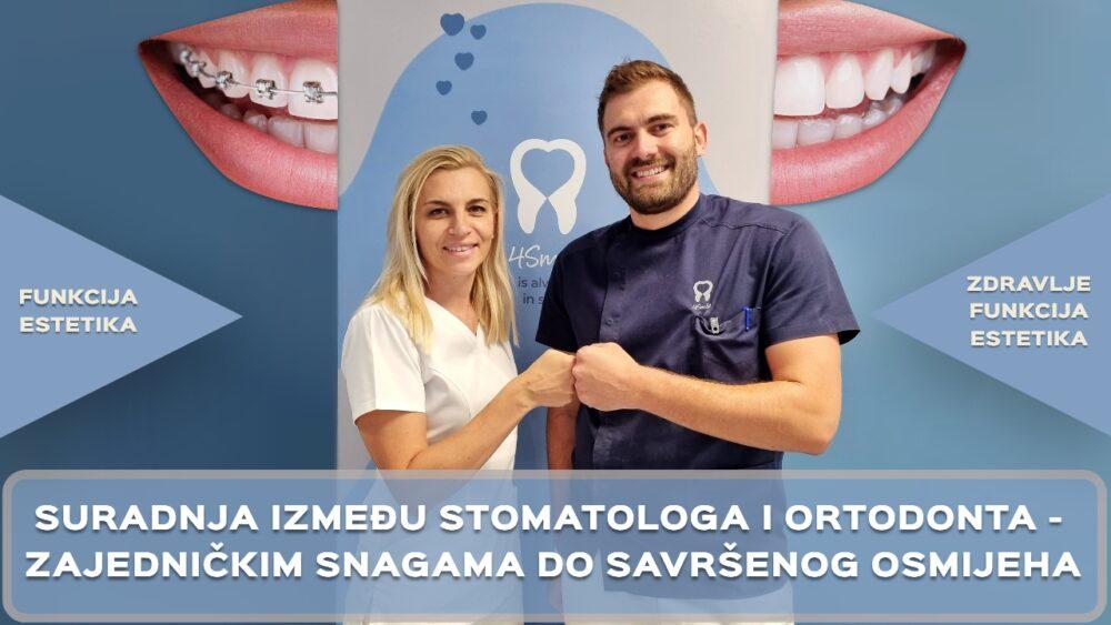 Suradnja između stomatologa i ortodonta – Zajedničkim snagama do savršenog osmijeha